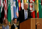 Trump Talks about Fighting Extremism from Birthplace of Wahhabism