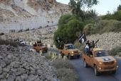 Egypt Hits Back at Western-backed Militants in Libya