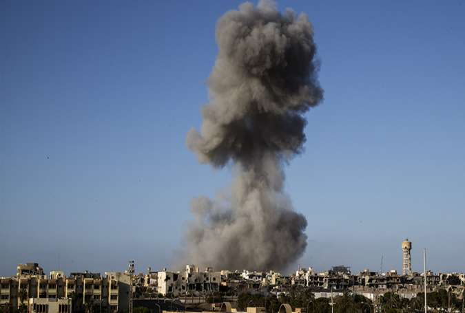 Egypt Carries out New Airstrikes in Libya