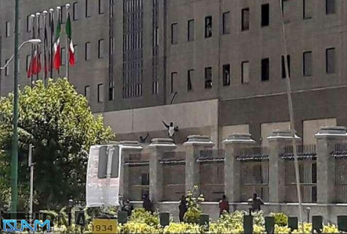 پیام ویژه حمله تروریستی تهران
