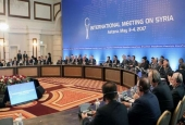 Astana talks on Syria Crisis Scheduled for July 4-5