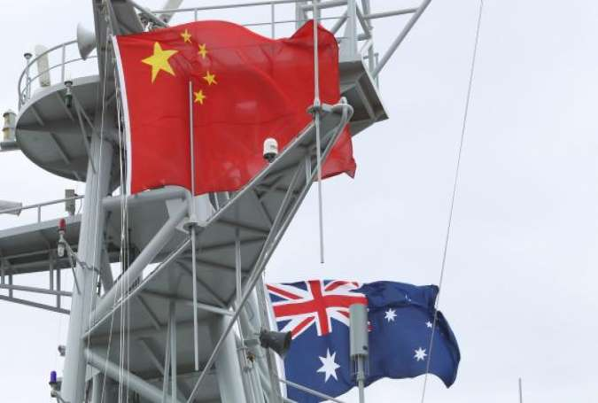 Australia Spying on China