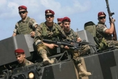 Lebanese troops