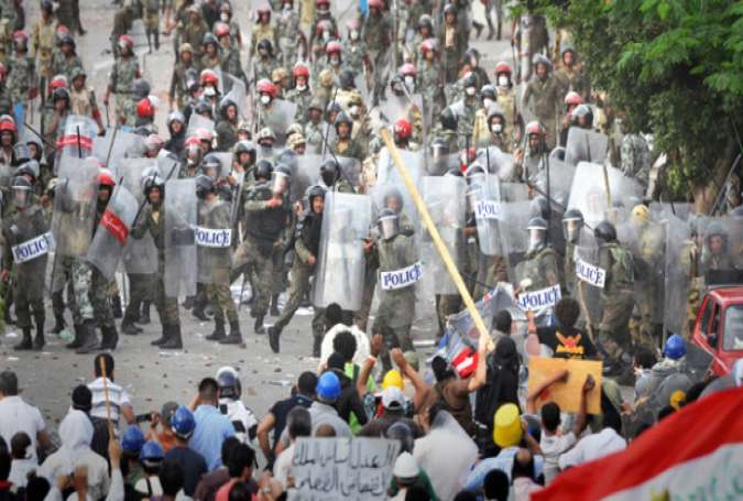 Egypt's Parliament Extends State of Emergency amid Crackdown