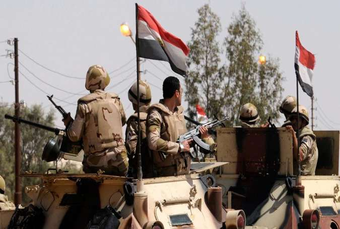 26 Egyptian Troops Killed in Sinai Terrorist Attack Claimed by ISIS