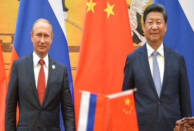 Russia-China Alliance Is Real