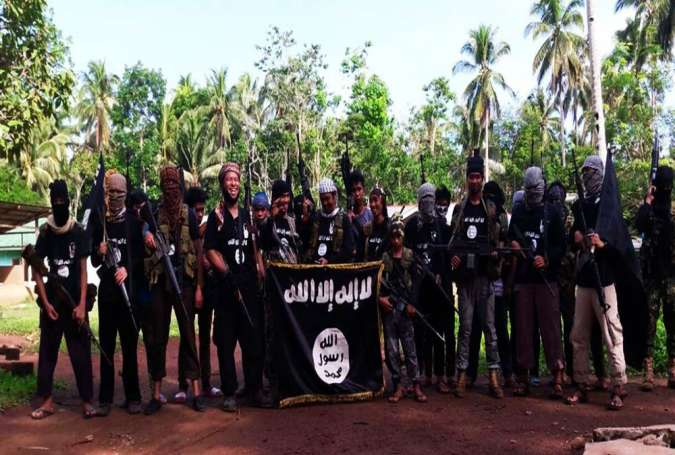 ISIS Looms over SE Asia as Group Losing Ground in W Asia