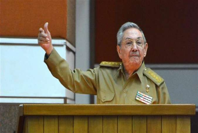 Cuban President Raul Castro participates in the Permanent Working Committees of the National Assembly in Havana, July 14, 2017. (Photo by AFP)