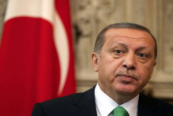 Western Countries Betrayed Turkey by Backing Terrorists: Erdogan