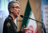 Chief of Staff of the Iranian Armed Forces Major General Mohammad Baqeri