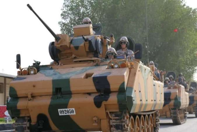 Turkey Sends More Troops to Qatar