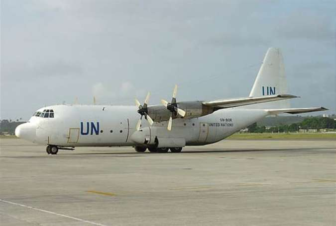 Saudi Regime Blocks UN Aid Flight to Yemen