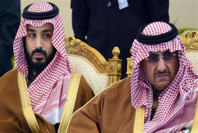 Fresh Details Emerge on Saudi Arabia Palace Coup