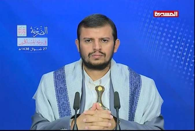 US Using Terrorism to Completely Control West Asia: Ansarullah Leader