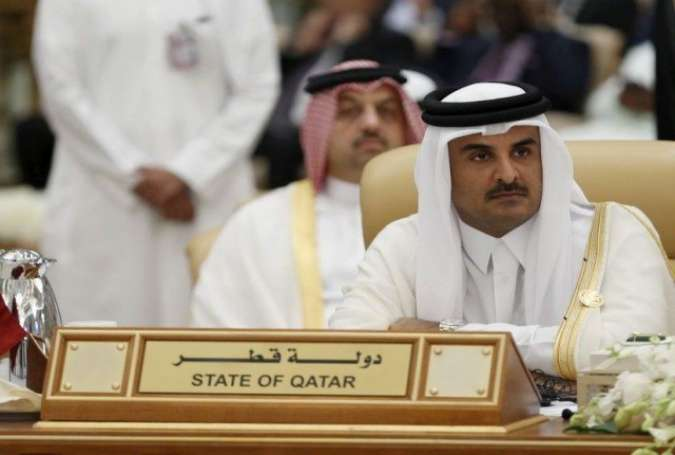 Qatar's Emir Issues Demands to End Dispute with Saudi-Led Regimes