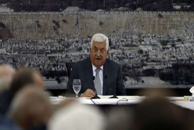 Palestinian Authority freezes all contacts with Israel over al-Aqsa restrictions