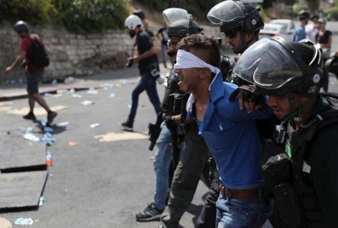 Tensions run high at occupied East al-Quds (Jerusalem)