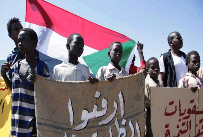 Sudan Sanctions Case Reflects US Failure to Keep Commitments