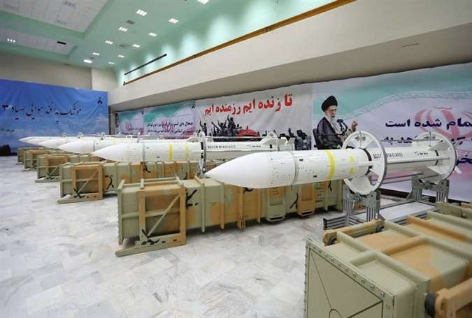 Iran Starts Producing Sayyad (Hunter) 3 Air Defense Missiles