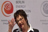 German Economy and Energy Minister Brigitte Zypries (Photo by AFP)