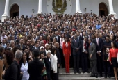 Venezuelan legislative super-body holds 1st session amid condemnations, protests