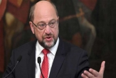 German politician Martin Schulz, who heads the Social Democratic Party (SPD) of Germany (photo by AFP)