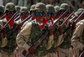 Loyal Venezuelan troops have quelled a rebellion