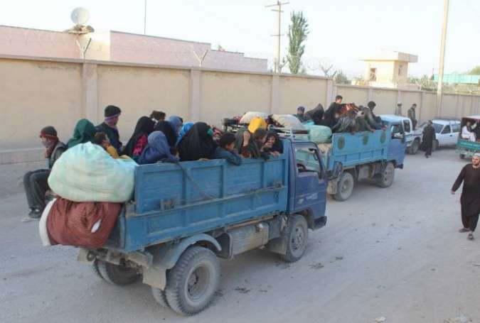 Afghan Forces Rescue 235 civilians rescued from Taliban, ISIS Captivity
