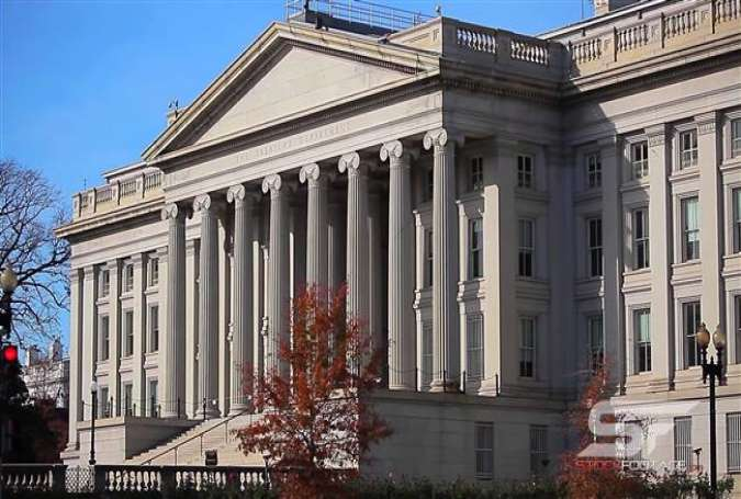 The US Department of the Treasury on Wednesday imposed new sanctions on Venezuela.