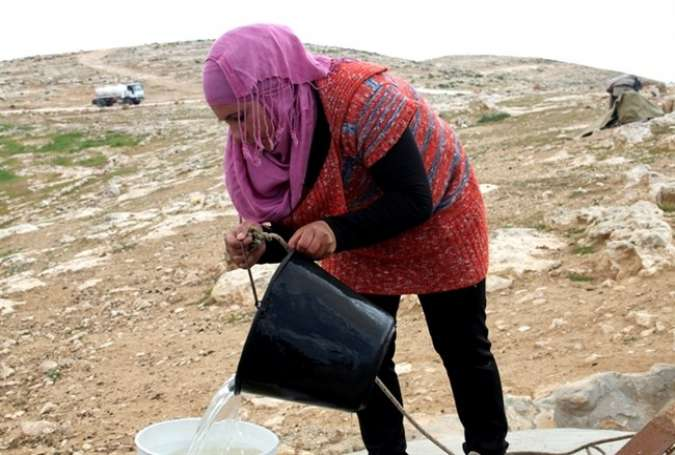 The 'apolitical' approach to Palestine's water crisis (Part I)