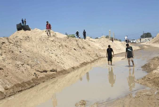 The 'apolitical' approach to Palestine's water crisis (Part II)