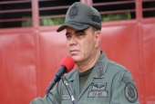 Venezuelan Defense Minister General Vladimir Padrino (File photo)
