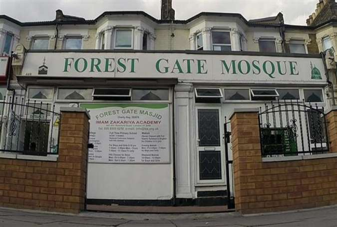 Forest Gate mosque in London (file photo)