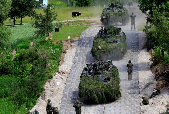 NATO Double Think On War Games Reaches Brain-dead Condition