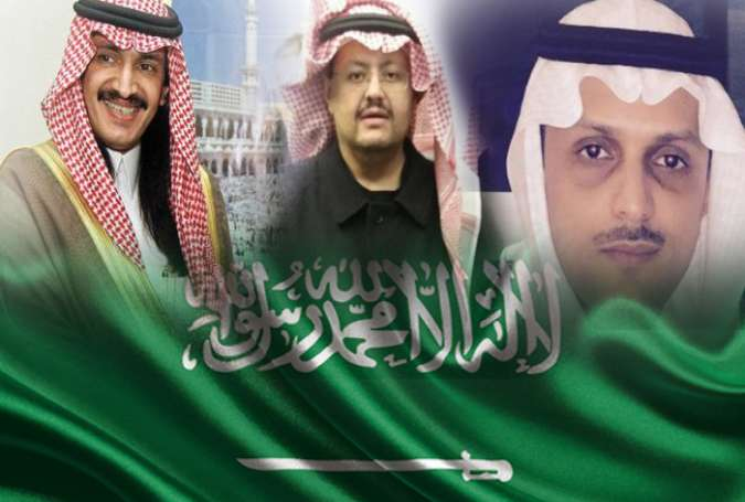 Intolerant Saudi Regime Kidnapped 3 Europe-Based Dissenting Princes