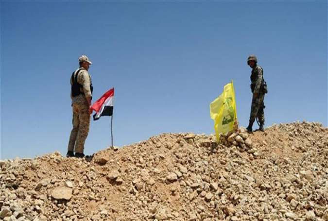 Syrian Army, Hezbollah, Liberate new areas in Western Qalamoun