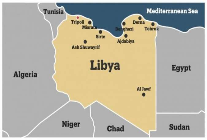 New Civil War Imminent in Libya as Haftar Bans Ministers