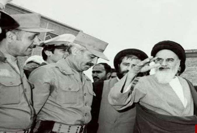 تحلیل سیاست دفاعی امام خمینی(ره) در دفاع مقدس