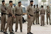 Saudi security forces have reportedly arrested at least 20 people during 24 hours in a series of raids.