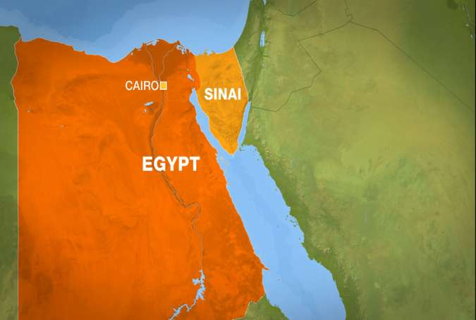 Seven Killed in Egypt's Sinai amid Rising Insecurity