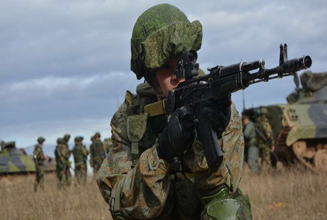 Russia launches military drills with Belarus