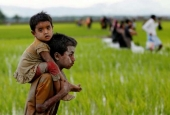 "Rohingya flee Myanmar violence&nbsp;&nbsp;<img src=""/images/picture_icon.gif"" width=""16"" height=""13"" border=""0"" align=""top"">"