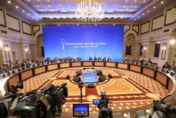 Astana-Sixth Talks Affirm Syria's Territorial Integrity, Combating Terrorism