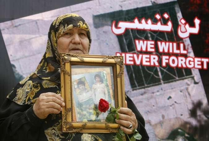 Palestinians Remember Israeli Perpetrated Massacre of Refugees in Sabra, Shatilla
