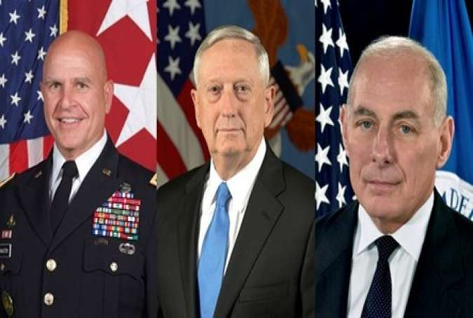 America's Slow-motion Military Coup