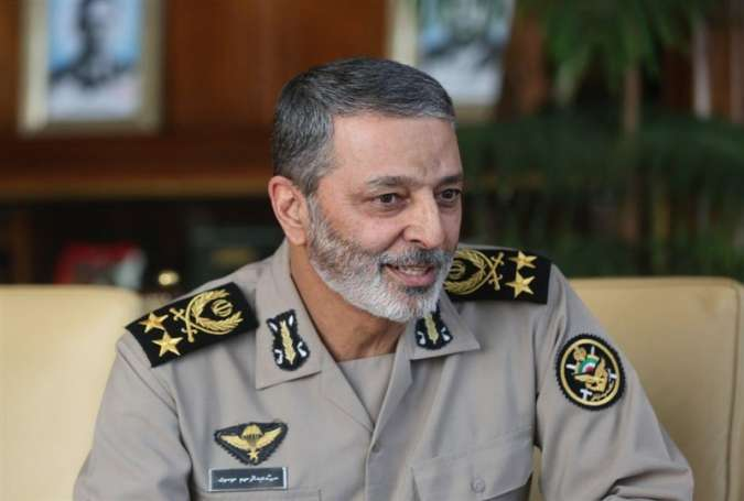 Israel to Survive Maximally 25 Years If Regime Makes No Mistake: Iran Army Chief