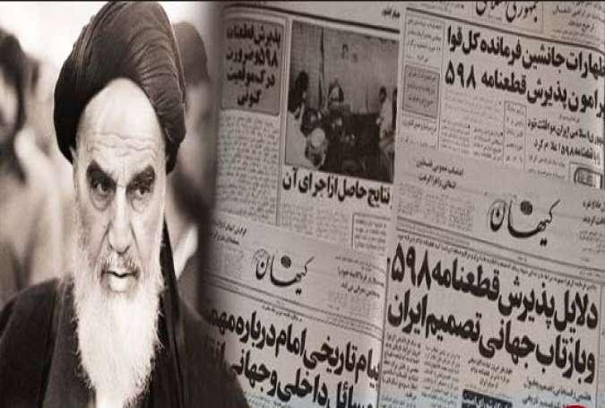 ابرقدرتها به جنگ علیه ایران چگونه مینگریستند؟
