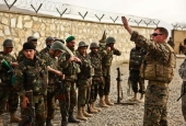 US Mission to Reconstruct Afghan Security Forces Failed