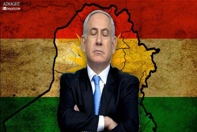 What Behind Zealous Israeli Support for Kurdish Independence Referendum in Iraq?