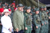 Venezuelan Army to Defend Country amid US Threats: President Maduro